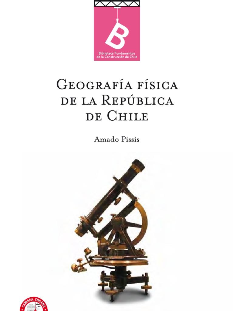 Pissis Pedro Jos Amado Geograf A F Sica De La Rep Blica De  # Muebles Mehuin Rancagua