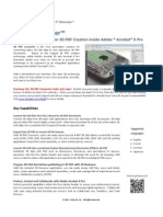 3D PDF Converter Product Data Sheet Rel