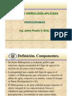 Microsoft PowerPoint - HIDROGRAMAS_ Curso Hidrologia 4 Agricola