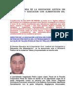 Solicitan Detencion de Ultracorrupto Alcalde de Talara Rogelio Trelles Saavedra