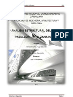 Resumen - Pabellon Puete - Zaha Hadid