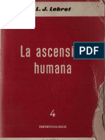 Lebret L J - La Ascension Humana