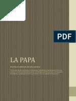 La PAPA Monografia