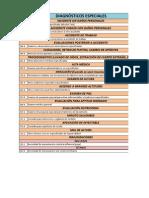 Propuesta Códigos CIE - 10