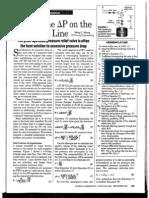 Suction Line DP