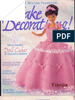 Wilton Yearbook 2002 - Cake Decorating (Gnv64)