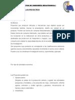 Clasificacion de Proyectos (Recuperado)