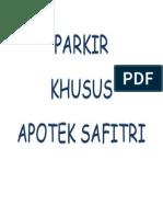 PARKIRk