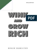 Wink & Grow Rich