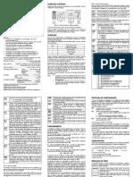 5001231 v17x a Manual n322 Portuguese