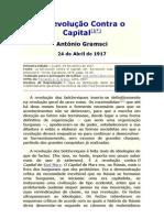 A Revolução Contra o Capital