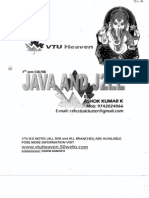 Ashok Kumar Java Notes