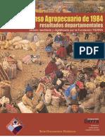 Censo Agropecuario 1984