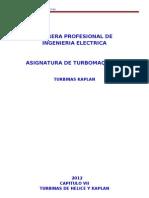 Capitulo Vii Turbomaquinas Kaplan1