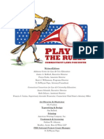 FASCISM - Play by the Rules (for Connecticut Schoolchildren)