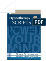 HYPNOTHERAPY SCRIPTS