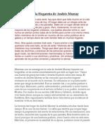 La Vida HOGAREÑA DE ANDRES MURRAY