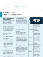 Substance Use Stages of Change