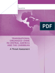 Organized Crime in Central America and the Caribbean