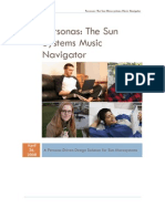 Sun Microsystems UI Project Personas