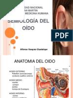 10. Semiologia de Oido