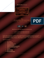 Chordophonet Virtual Celtic and Concert Harp plus Hammered Dulcimer VSTi Software