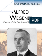 Alfred Wegener - Continental Drift Theory