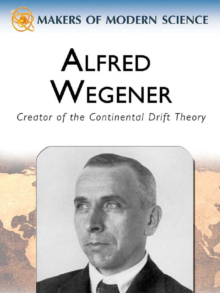 life and times of alfred wegener