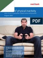 Pyhsical Inactivity