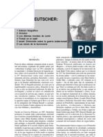 Dossier Isaac Deutscher