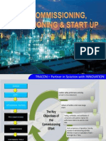 Commissioning & Start Up