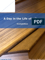 Frostykitten - A Day in the Life of a Tree