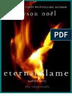 Alyson Noel Immortals 6.5 Eternal Flame