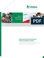 Littelfuse Product Selection Guide