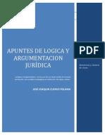 APUNTES DE LOGICA Y ARGUMETACIÓN JURÍDICA
