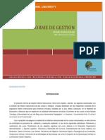 Informe de Gestion Diseño Instruccional (Marianela Hernandez) 2013