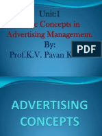 Advertising & Sales Promotion Management