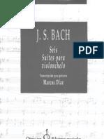 BWV 1012, Tr Marcos Diaz guitar Bach xmx