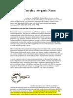 Physics of Complex inorganic Nano.docx