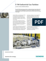 Brochure Siemens Gas-Turbine SGT-700 MD