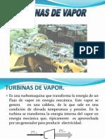 Turbin as de Vapor
