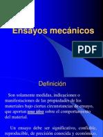 Ensayos mecanicos 2011