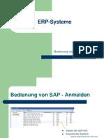 01 SAP User Interface (Übung)