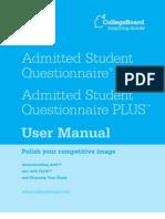 ASQ-Manual (See Pg 5-18)