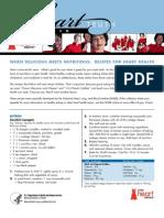 Factsheet Recipes
