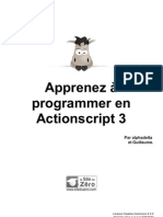 684108 Apprenez a Programmer en Actionscript 3