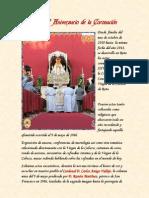 XXV Aniversario coronación canónica