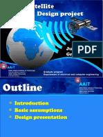 Satellite Design -1