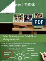 Slide 1 - Pengenalan Program i-Think