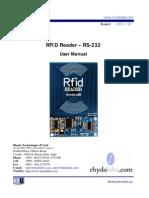 Rfid Reader Rs 232